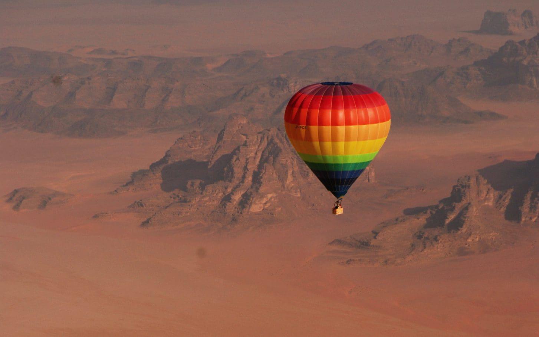 Jordanballooning